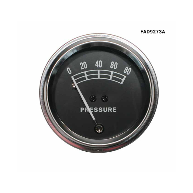 Oil Pressure Gauge - Valley Industries : Valley Industries